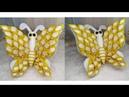 60) Ide Kreatif - Cara membuat tempat permen || Candy kupu-kupu || candy merak || butterfly