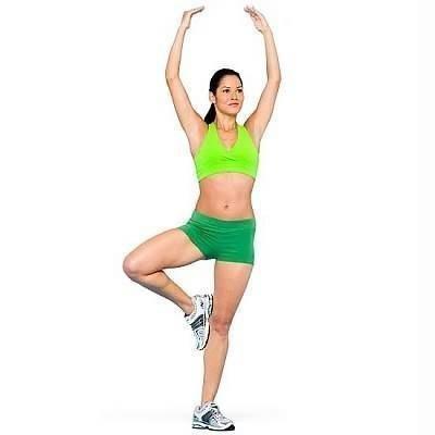 5 быстрых упражнений для плоского живота.
