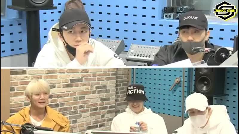 171012@ SECHSKIES на Lee Gukjoo's Youngstreet Radio
