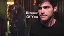Clary Sebastian Alec Because of you au