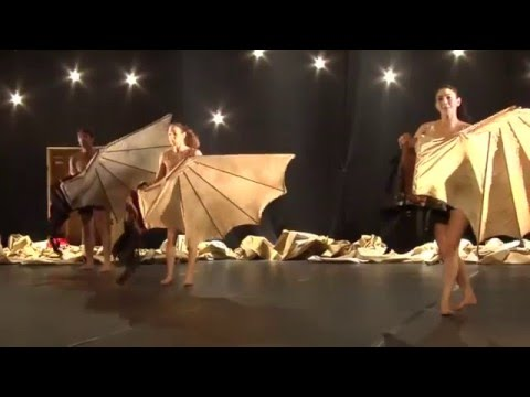 Vuelos (Flights)   Aracaladanza in association with MOKO Dance