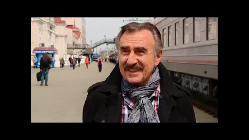 17 05 17 Актёр Леонид Каневский снимает в Ижевске программу о громком уголовном