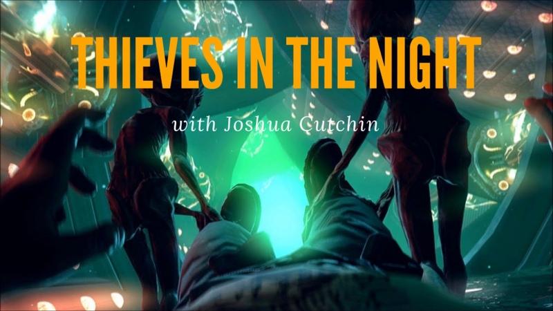 108 Joshua Cutchin Faeries Aliens UFOs Supernatural Child Abductions