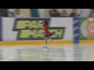 София Григорьева - 19.04.2019 год ,4 года - 1 место!!!!!