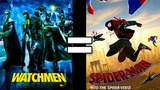 24 Reasons Watchmen &amp Spider-Man Into The Spider-Verse Are The Same Movie