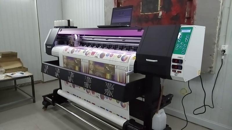 Интерьерный принтер Alfa A-1600E DX-11