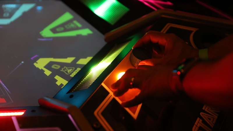 Bits to Atoms: Starlords Arcade Cabinet, Part 7