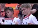 Всероссийский чемпионат по брейк-дансу в Саратове