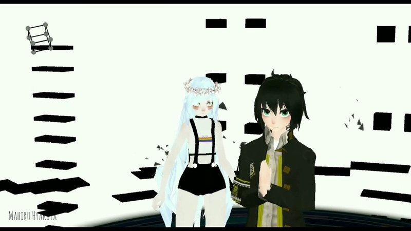 [MMD] Loyalty RUS SONG (Mad Father OST)