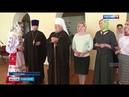 Воспитанники чебоксарского детского сада поздравили с днём рождения митрополита Чебоксарского и Чува