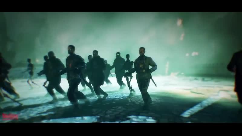 Sniper Elite_ Zombie Army Trilogy – Зомби Гитлер танцует (PS4_XONE_PC) (1)