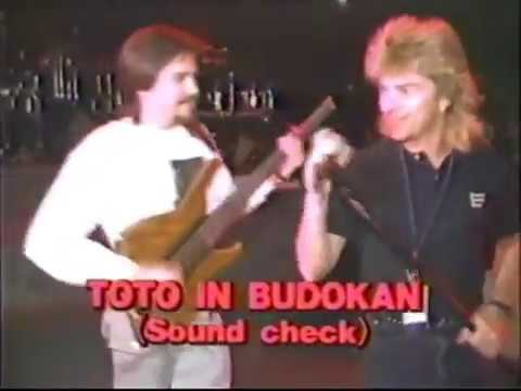 TOTO mtv special 1985 - Isolation Tour
