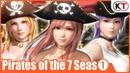 DEAD OR ALIVE 6 - Pirates Of The Seven Seas Volume 1 Trailer