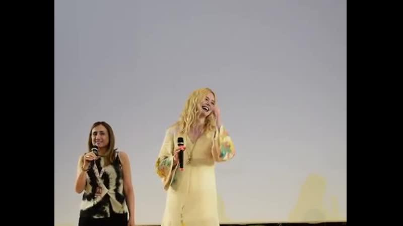 Премьера фильма За мечтой на Международном кинофестивале в Джиффони 22 07 2019