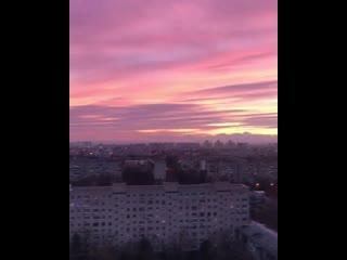 Доброго вечера, соседи!  igor_uda делится с нами этим закатом