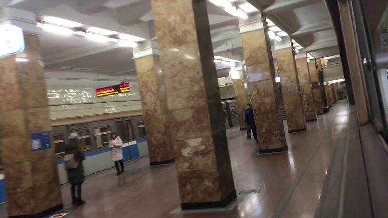 ФЛ - Перегон Арбатская - Александровский сад