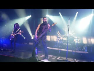 Skillet - The Resistance 2/ 14.04.2019 Teleclub Yekaterinburg