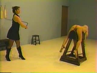 Nuwest - fcv-041 vannas whipping horse (bdsm,бдсм, подчинение, порка, бондаж)