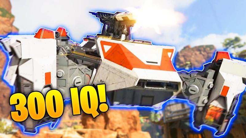 INSANE *300 IQ* SUPPLY SHIP TRICK..!! - NEW Apex Legends Funny Epic Moments 77