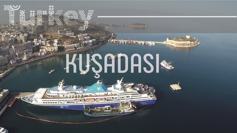 Kuşadası Tanıtım Filmi - Dilek Yarımadası | Aydın - TURKEY