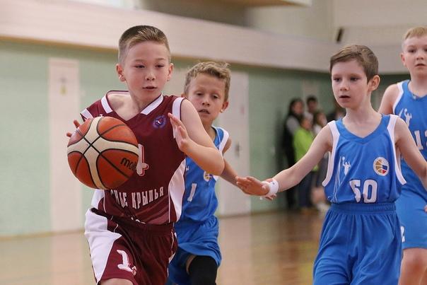 Лето-баскет. Турнир юношей 2010 год рождения