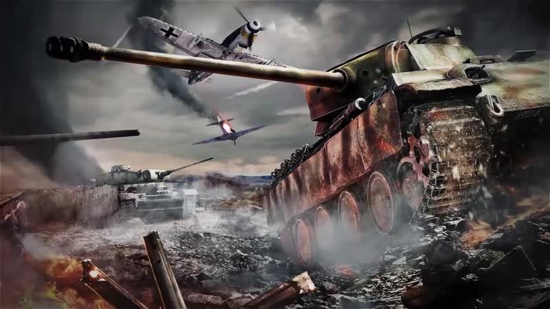 War Thunder - Премы бизнес класса 3 _ Nb.Fz. vs Type 95 Ro-Go