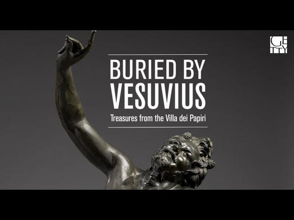 Buried by Vesuvius: The Drunken Satyr