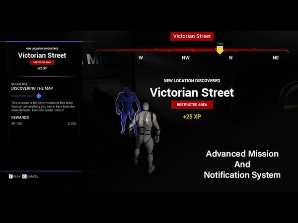 Advanced Mission And Notification System V3 - Promo