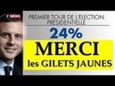 MERCI les GJ - SEULE la Bande à Macron Avale la PROPAGANDE des Médias