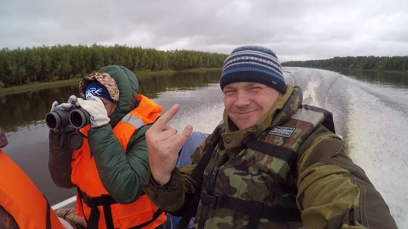 Рыбалка 2018. Приобье