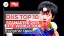 DHS ITTF Top 10 - 2019 Hungarian Open