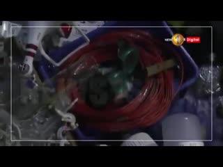 Srilanka 3 explosions
