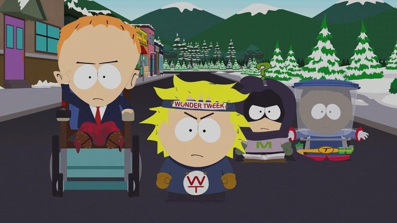 South Park The Fractured But Whole - Freedom Pals Boss Fight 7