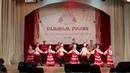 колыбель России 2015 детский фольклорный ансамбль Вишенье