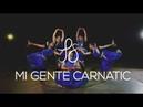 Mi Gente Carnatic (Indian Raga)   Priya Sundaresh Choreography