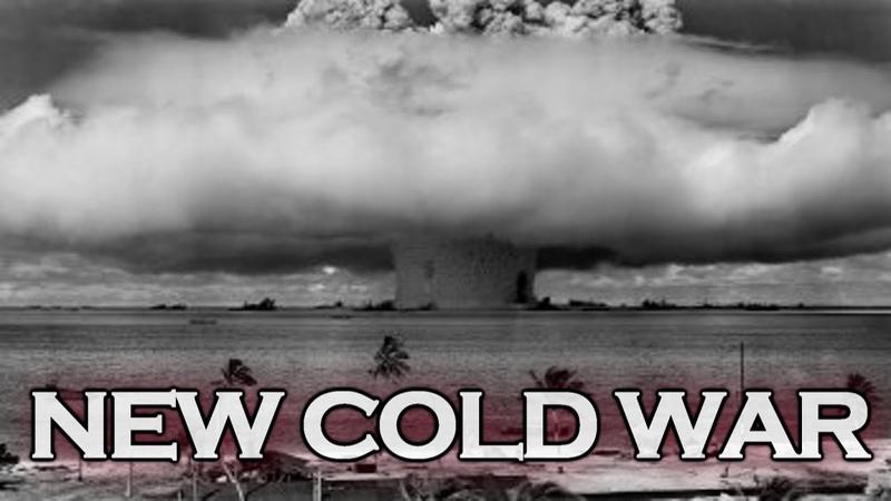 EPIC ROCK | NEW COLD WAR by Jaxson Gamble (LYRIC VIDEO)