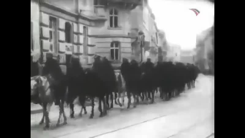 1939 г Штурм Львова братьями по оружию