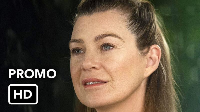 Grey's Anatomy 15x18 Promo Add It Up (HD) Season 15 Episode 18 Promo
