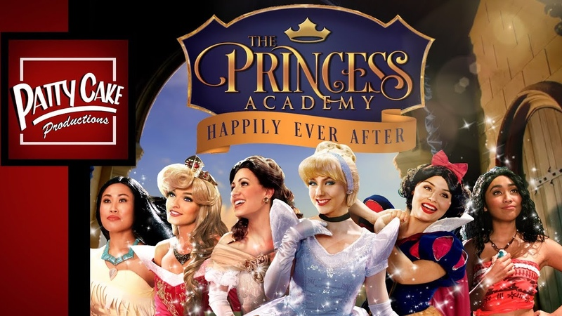 THE PRINCESS ACADEMY - Happily Ever After (A Disney Princess Musical) (Aladdin 2019)