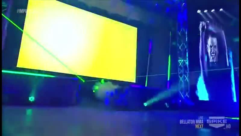 TNA iMPACT WRESTLiNG 07.03.2013 - Jeff Hardy Vs. Austin Aries