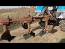 Навешивание и регулировка плуга ПЛН 3-35 на тракторе МТЗ 82.1