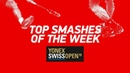 Top Smashes of the Week YONEX Swiss Open 2019 BWF 2019