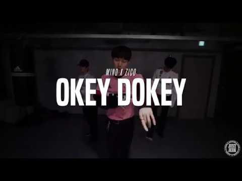Willhan Choreo Class MINO x ZICO Okey Dokey Justjerk Dance Academy