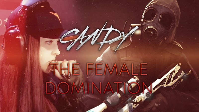 Candy - The Female Domination