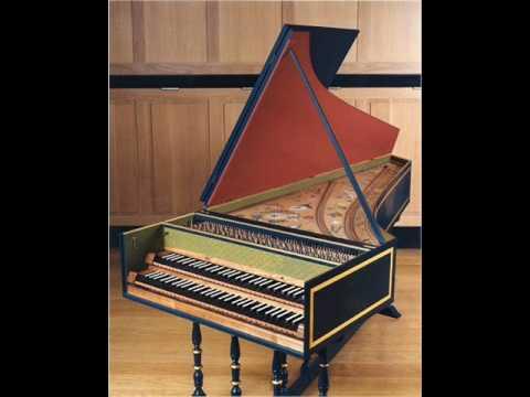 D.Bortnyansky - Harpsichord Sonata in F dur. (1778) - Allegro