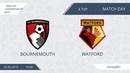 AFL19. England. Championship. Day 4. Bournemouth - Watford