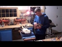 How to install a battery box in your bass guitar