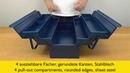Allit McPlus Metall Stahlblech-Werkzeugkästen Sheet steel tool boxes