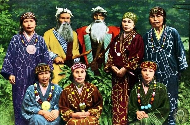 Айны: раса, которая существовала дольше, чем вся человеческая цивилизованная история В Японии живут японцы это знают все. Живут они там давно тоже известно. Японцы коренные жители Японских