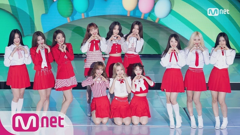 [2018 MAMA PREMIERE in KOREA] LOONA 31ODD EYE CIRCLEyyxy_LoveLiveGirl Frontlove4evaHi High 18